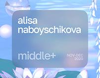 Alisa Naboyschikova