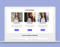 Spazio Dialogos - Web design, web development & Online