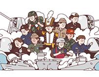 History of Republic of Korea Navy women