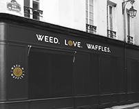 WEED N' WAFFLES