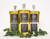 F'Olio Olive Oil Packaging Design