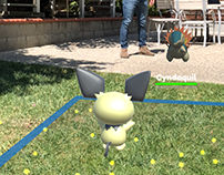 Shared AR Experiences using Google Cloud Anchors