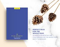 YUMIBU Notebook Pack