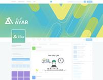 Ayar Social Media Designs
