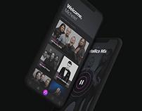 Mixhalo App