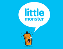 Little Monsters iOS Sticker Pack