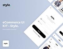 Style | eCommerce UI Kit