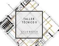 Taller Técnico ll / Estructura y Oficinas [2013-2]
