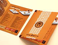 Mandioca Tapiocaria Gourmet - Cardápios e banner