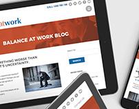 Balance at Work Website