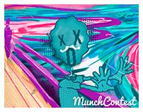 #MunchContest