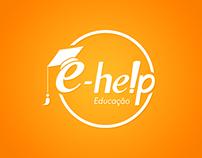 Branding E-help Educação