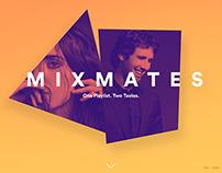 Spotify - MixMates/MixtUp