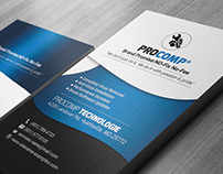 Free Service Business Card Template