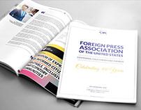 Foreign Press Association - Gala Awards Journal