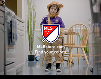 Major League Soccer - True Colors