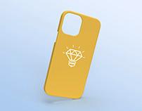 Free Iphone 12 Pro Case Mockup