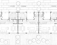 Proyecto Habitar/2014-1/Casa cuadrada entre medianeras