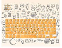 Proyecto académico: atajos de teclado