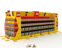 Lego Ortaalan & GondolBasi