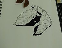Sketchbook - Pen and Ink