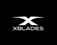 XBlades Brand Repositioning