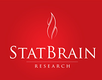 StatBrain Research - Logo Design