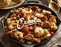 Créole ~ authentic cajun 'créole' cuisine...