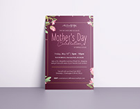 NSOS Mother's Day Celebration Invite