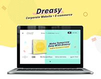 Dreasy Web Design