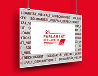21. Parlament der Arbeit