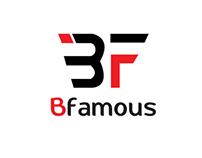 Bfamous Logo