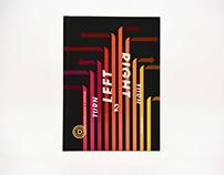 Turn left , turn rignt 2--- Signage & wayfinding design