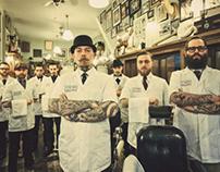 Vídeo institucional Barbearia Clube