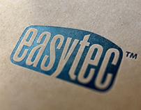Easytec visual identity.