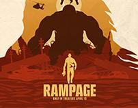Rampage Alternative Poster