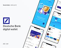 Deutsche Bank - Digital Wallet