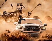 Toyota Tacoma TRD Pro 2019   Campanha Publicitária