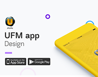 UFM for iPhone and Android