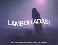 Album Art: Lamboh Adasi