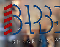 Barber Logo Type