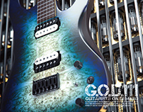 "GUITARISTS ON DEMAND ""G.O.D.111"" Artworks"