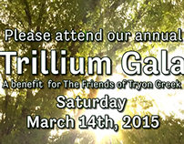 Tryon Creek Park Gala Promotion