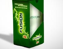 Fusion - Bebida Energizante Ativação
