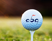 Christian Blanc Golf - Branding