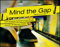 Cartaz para o filme: Mind the Gap