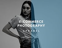E-commerce Photography (Apparel)