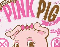 2013 Macy's Pink Pig