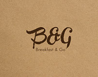 Breakfast & Go Branding