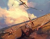Battle in air